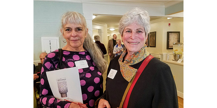 Lexington LifeTimes Winter 2020 Contributor Reception